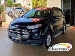 Título do anúncio: Ford EcoSport SE 1.6 Preto