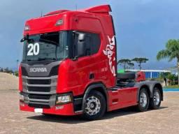 Entrada 84.000,00 + 150 x 4.600,00 Scania R450 Unico Dono