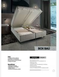 Cama Box Baú.