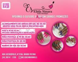 Título do anúncio: Espaço @Élidasinaranaíls