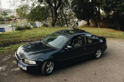 Título do anúncio: Civic Coupe B16 Turbo Forjado