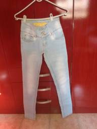 Calça jeans skinny 34