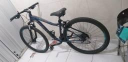Título do anúncio: Bike caloi nunca usada