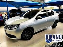 Título do anúncio: Renault Logan 1.6 EXPRESSION 16V 4P