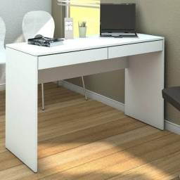 Título do anúncio: Escrivaninha lindoia cor branca e preta