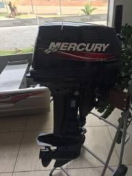 Motor de Popa mercury 15/18 2012