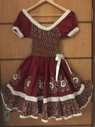 Vestido de quadrilha