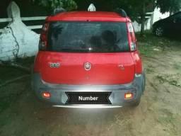 Carro uno ano 2011 - 2011