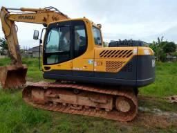 Escavadeira Hidraulica 140LC9S