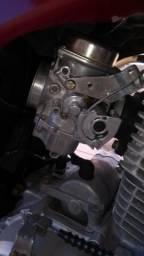Vendo carburador da twiste ou troco por um original da 150
