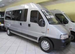 Fiat ducato minibus (parcelada) - 2016