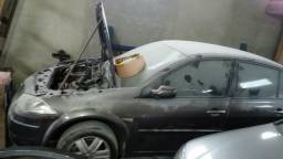 Megane motor quebrado - 2007