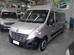 Renault Master 2014 L3H2 Executiva 16 Lugares Completa - 2014
