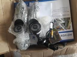 Vendo kit monitoramento