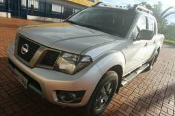 NISSAN FRONTIER CD SV ATTACK 2.5 4x4 DIESEL AT 14-15 - 2015