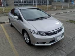 Honda Civic LXL 1.8 Manual Flex 2012 - 2012