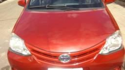 Toyota Etios 1.3 X, Senhora, Vendo Meu Carro Maravilhoso, Novinho 2014 - 2014
