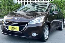 Peugeot 208 2014 2.5 Allure TOP c/ Teto e Multimídia EXTRA - 2014