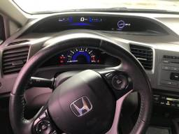 Honda Civic novo demais - 2012