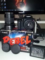 Canon T5i Semi nova (KIT)