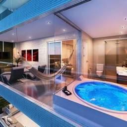 Apartamento no Umarizal, 2 suítes + 1 quarto, Life Spa & Gym
