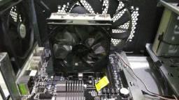 Kit processador e Cooler