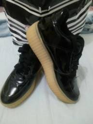 Sapato plataforma nr 33