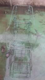 Cadeira de macarrão para reformar