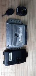 Modulo chave e imobilizador sandero 1.6 8 válvulas