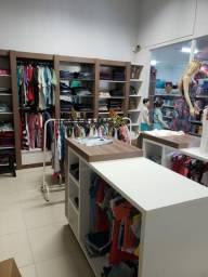 Vendo mobilia completa para loja confecção