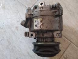 Compressor ar condicionado prisma Onix cobalt