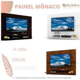 Painel de TV com prateleira *PROMOÇÃO*