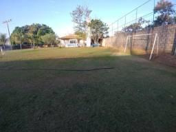 Espaço para escolinha de futebol