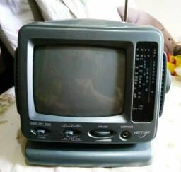 Mini tv retrô