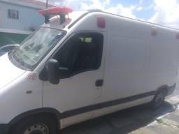Master ambulancia - 2006