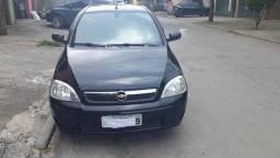 Corsa sedan premium 1.4 econo Flex, 2008/2009 completo - 2009