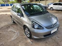 De 23,9 mil por 18,9 mil - Honda FIT Lx 1.4 Automático - 2008/2008 - Ipva 2020 Pago - 2008