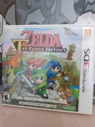 The Legend of Zelda Tri Force Heroes, usado comprar usado  São Paulo