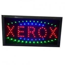 Painel Letreiro Luminoso de Led Aberto Le-2001 Xerox