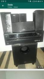 Vendo home Theater * Samuel Teixeira