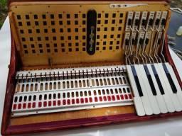 Manutenção em acordeon