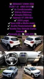Renault kwid zen flex 1.0