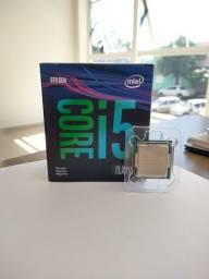 Processador Intel Core i5-9400F Coffee Lake