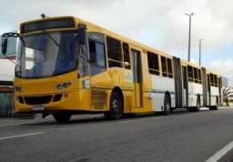 Ônibus Caio Top Bus Bi Articulado Volvo B 12M Totalmente Revisado e Equipado