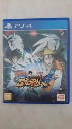Jogo Naruto Storm 4 - PS4 comprar usado  Salvador