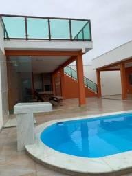 Vendo Casa Beira Mar - 4 quartos - Com Escritura Pública - Piscina -Churrasqueira