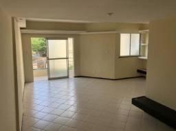 Apartamento Locação Excelente no Ipase, 1 Suíte + 2 Quartos
