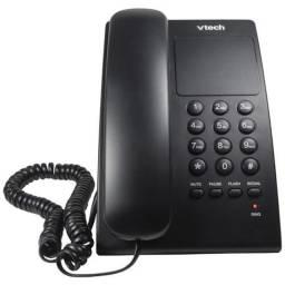Excelente Telefone c/ fio digital de mesa VTC105B- NOVO
