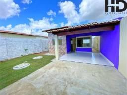Extremoz, vila Maria, Casa em terreno 10 x 20, 2 quartos