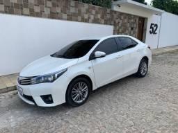Corolla - 2016 - Xei - Automático - Branco pérola